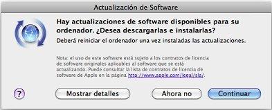 Actualizar Mac