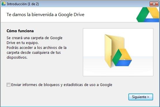 Carpeta de Google Drive