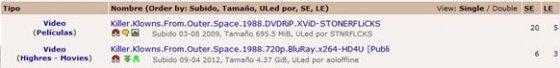 Buscar un archivo torrent en cualquier tracker