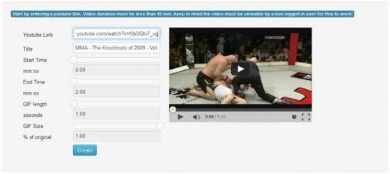 Vídeo de YouTube recientemente importado