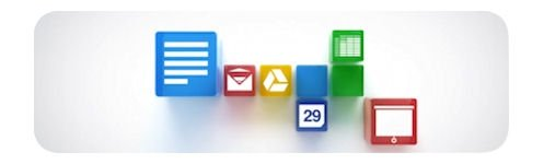 Imagen promocional de Google Drive