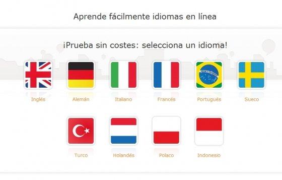 Recursos educativos para aprender idiomas