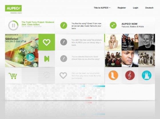 AUPEO! como alternativa a Spotify ideal para descubrir música nueva