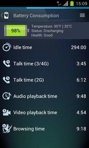 Optimizar la batería para mejorar el rendimiento del teléfono