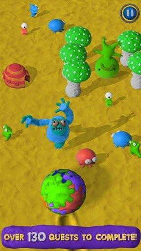 Clay Jam es un juego para Android diseñado a partir de piezas de plastilina y hace recordar a Wallac