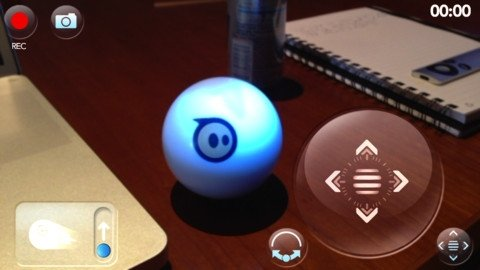 Controla Sphero con Android o iOS