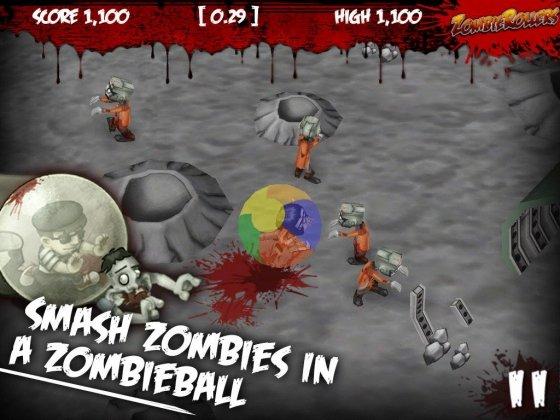 Mata zombies con Sphero