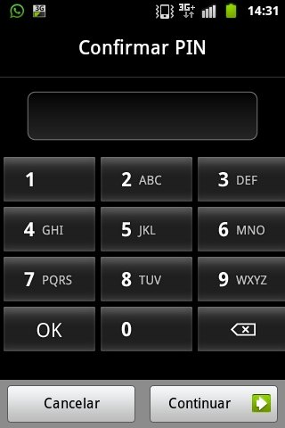 Bloquear pantalla de Android desde Ajustes