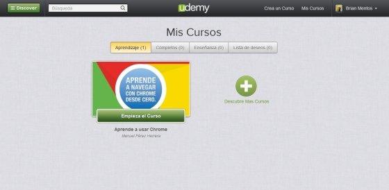 Udemy en plataformas e-learning