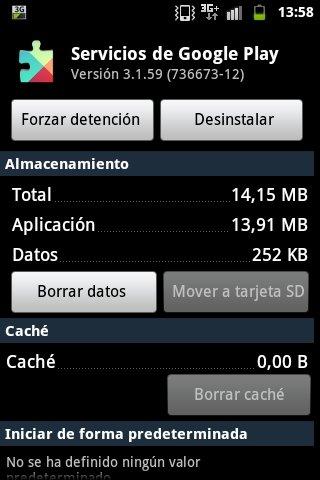 Liberar espacio en Android de forma manual