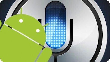 Imagen de Siri y el logo de Android
