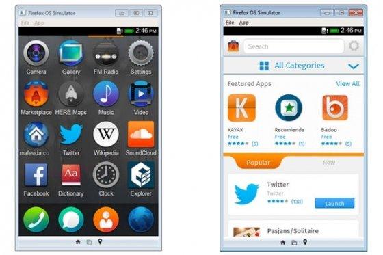 Aplicaciones y Marketplace