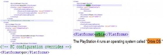 Código fuente de GTA5 para Xbox