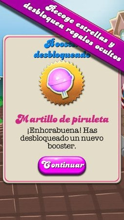 Candy Crush Piruletas