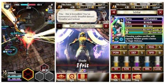 Capturas de pantalla de Demon Tribe