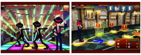Capturas de pantalla de Rhythm Thief & the Paris Caper