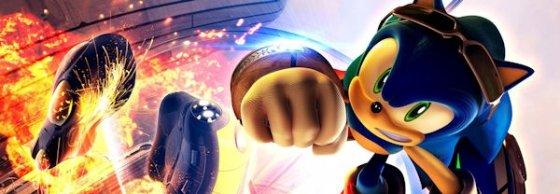 Imagen promocional de Sonic