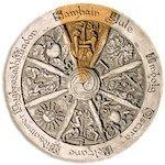 Celebración del Samhain de los celtas