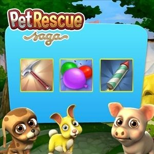 Pet Rescue Saga Boosters
