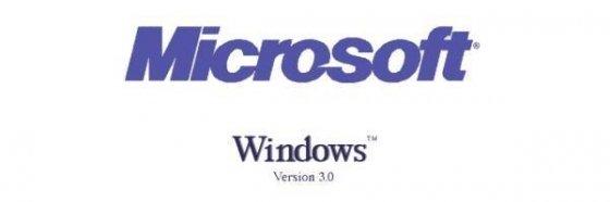 Windows 3.0 apareció en 1990 y presenta la interfaz que irán adoptando las versiones posteriores