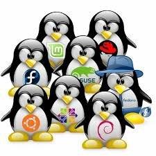Distintas distribuciones de Linux