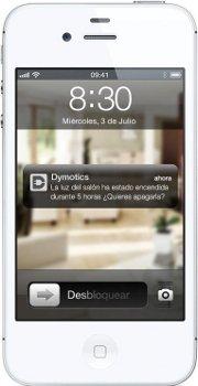 Personaliza alarmas para cualquier comportamiento anómalo en tu hogar