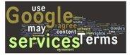 Los términos y condiciones de Google son a veces difíciles de cumplir para todos los desarrolladores