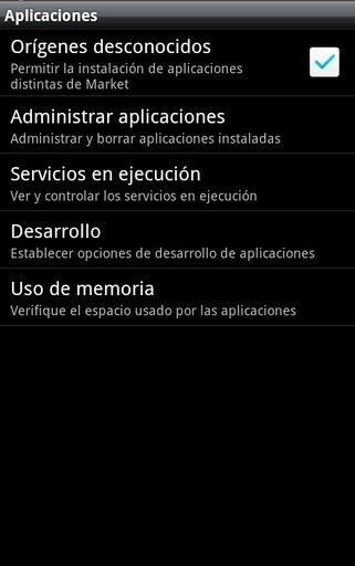 Sólo hay que hacer unos pequeños ajustes en el teléfono para instalar la APK de CyanogenMod Installe