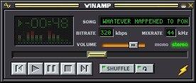 La segunda versión de Winamp o Winamp 2.x