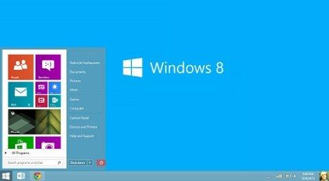 El Menú de Inicio volvería de manera definitiva en una nueva versión de Windows