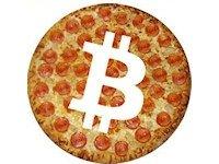 2 pizzas adquiridas por 10.000 BTCk