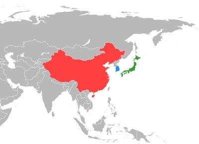 En China, Corea y Japón es donde más crece el mercado de aplicaciones