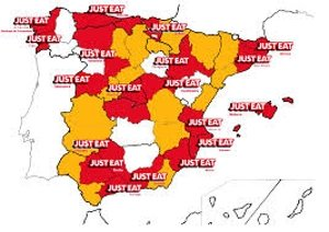 Just East cuenta con miles de restaurantes en España