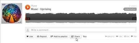 Descargar canciones SoundCloud