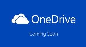 OneDrive será el nuevo nombre de SkyDrive