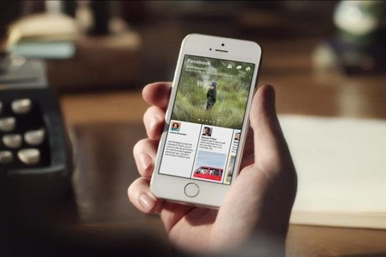 Portada de Paper para iOS