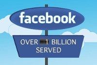 El usuario mil millones de Facebook