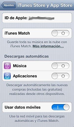 iTunes Match puede acarrear problemas