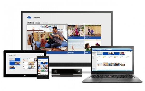 OneDrive en productos Microsoft
