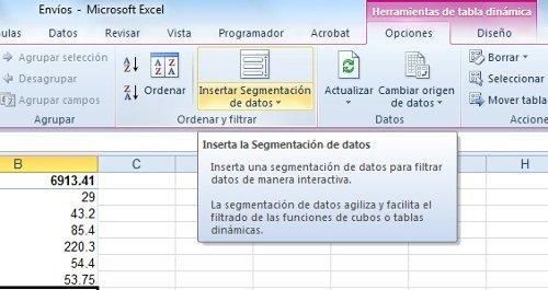 Segmentación de datos