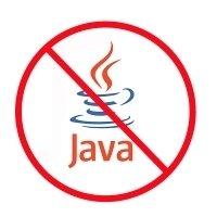 Desactivar Java