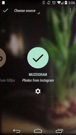 Muzei Instagram