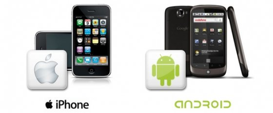 Android no es iPhone