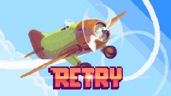Retry Flappy Bird