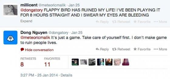 Twitter Flappy Bird