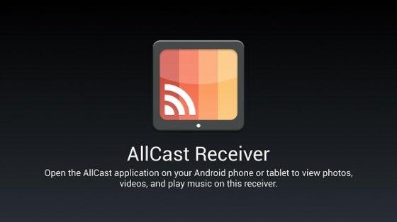 Allcast Receiver Logo