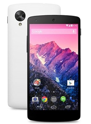 Nexus es el teléfono de Google