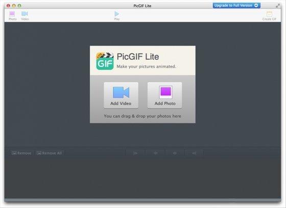 Programa PicGIF Lite