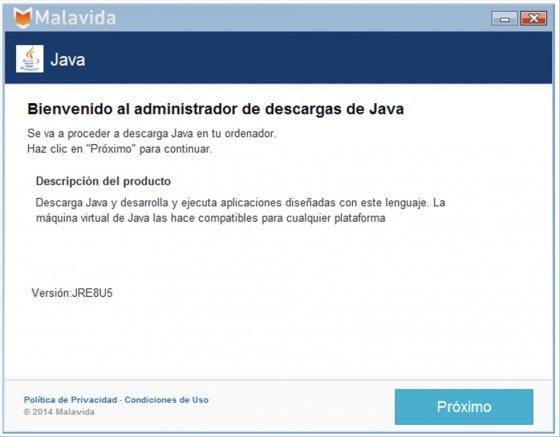 Descargar Java para Minecraft Paso 3