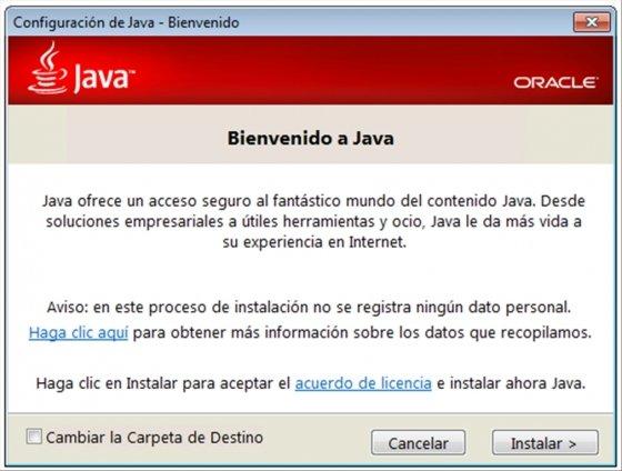 Instalar Java para Minecraft